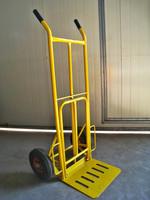 HT1827 steel folding cart with wheels
