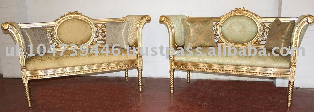 Louis Xvi Gold Gilt Chair Buy French Gold Gilt French