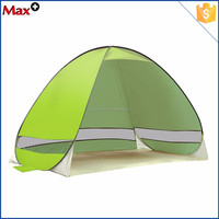 Top quality easy open cotton camping tent
