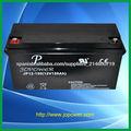12V150AH Batería de plomo ácido