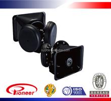 150w car alarm system, car siren pa horn, two driver units