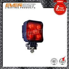 Everest promote 15w LED Work light with red light has CE ROHS certificate