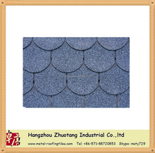 2015new! Fish-scale Asphalt shingle