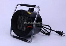 factory wholesale 1000W Black Color Mini Heater