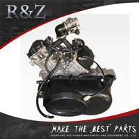 Eco-friendly made in china 100cc 2 stroke engine