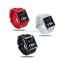 Best Price U80 Bluetooth 4.0 Smart Wrist Wrap Watch Phone for android and iphone smartphone