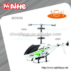 TOP gyro metal 3.5-channel rc helicopter with camera