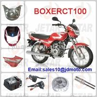 las piezas de la moto BAJAJ BOXER CT100