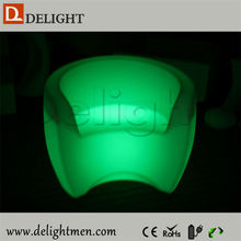 Fashion LED lounge furniture/ LED sofa