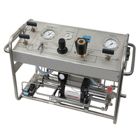Portable High Pressure Air Booster
