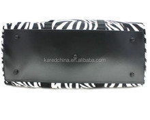 best stripe new big printed polyester luggage bag travel bag for ps4 2014