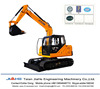 2015 hot sale Chinese small excavator Excavator attachments optional