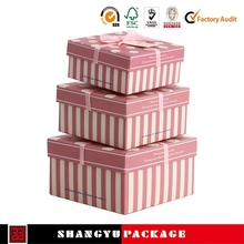 Retail paper chocolate box hot new products