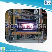 led display truss outdoor event led truss display led screen truss