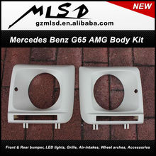 g class g63 g65 amg body kit for mercedes benz g63 g65/lamp cover