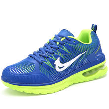 new model style fly knit sport shoes running for men have sample, high quality AIR running shoes sport brand MAX