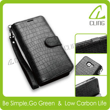 luxury cell phone case for samsung galaxy s6 with card and cash slots,alibaba china manufacturer