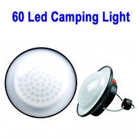 60 LED Portable Tent Lantern hand crank lantern