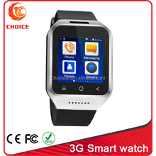 perfect watch phone 3g wifi with single sim and gps nagivation