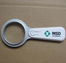 led portable magnifier for promotion