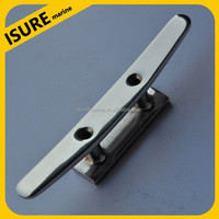 stainless steel yacht mast cleat