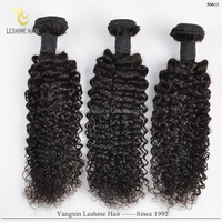new arrival trade assurance grade 7a 8a unprocessed machine to curly hair