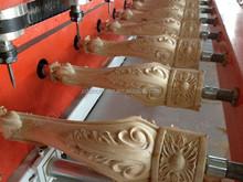 HOT SALE !! multi heads wood furniture legs drilling machine 5 axis