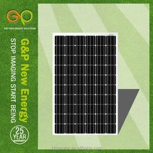high efficiency low price 500 watt solar panel