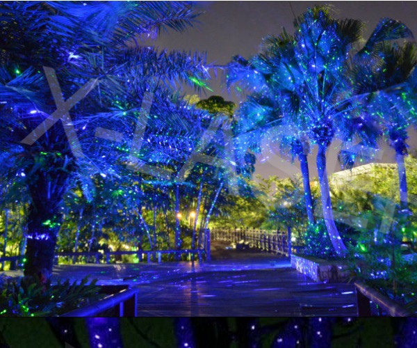 wholesale newest christmas lights decorationtree light show lawn landscapegarden laserspike laser light buy outdoor laser light christmas decoration - Laser Lights Christmas Decorations