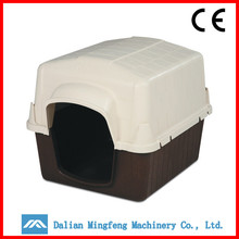 China plastic dog kennel cheap