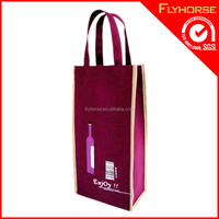 Factory directly sale pictures printing non woven shopping bag with huge volume