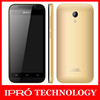 IPRO Wave4.0 High Quality MTK6572 Smartphone 4.0 Inch 0.3MP Dual Core android Mobile Phone Unlocked RAM 256MB Celluar In Stock
