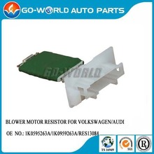 OE Quality Blower Motor Resistor For 2006-2010 Volkswagen/ Audi OE NO.; 1K0595263A /1K0959263A/ RES13084