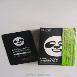 KOREA fashion SNP panda whitening animal face mask