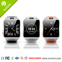Silicone Wrist Band Waterproof Android Smart Watch