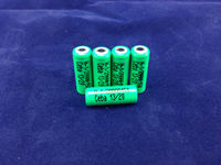 Hot Sales 1.2v Ni-Mh aa Rechargeable Battery 600mah for customer