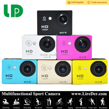NewF5B Sport Waterproof Camera 1.3 MP HD 720P CMOS Helmet Action Camera 140 Wide Lens Outdoor Sports Camcorder 20M Action Cam