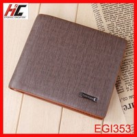 Wallet Purse trifold Cool Men's Genuine Leather Multi Pocket Credit Card New