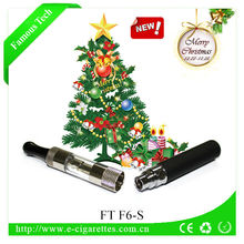 Buy directly from factory refillable F6 e-cigarette