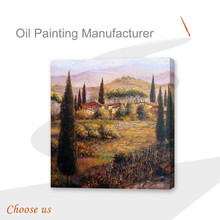European pastoral style high-quality hand-drawn art of painting