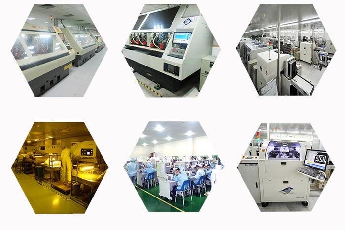 China Sensor De Esportes FR4 PCB Assembléias Fabricante por 20 anos
