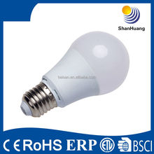 Golden led supplier dimmable filament SMD2835 global white 11w a60 e27 led bulb