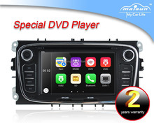 MAISUN car navigation system for FORD Mondeo android 4.4/wince car dvd with TV/MIC/3G