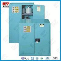 Dangerous chemical storage cabinet