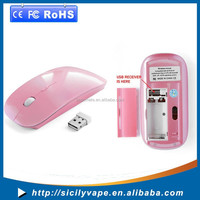 Personalized Super Cute Unique Design Portable Usb 1600 dpi Wireless Optical Exquisite Lovely Fashionable Small Mini Mouse