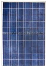245W to 270W polycrystalline high efficiency BIPV roofing solar panel