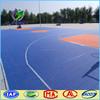 13mm athletic sports field floor outdoor basketball flooring