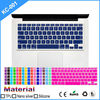 Silicone Keyboard Cover Protector for Macbook Pro Air