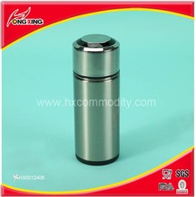 Stainless steel vacuum tea infuser bottle with drink cup
