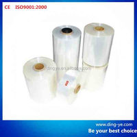 PVC,PE,POF heat shrink film , skin film Packing material